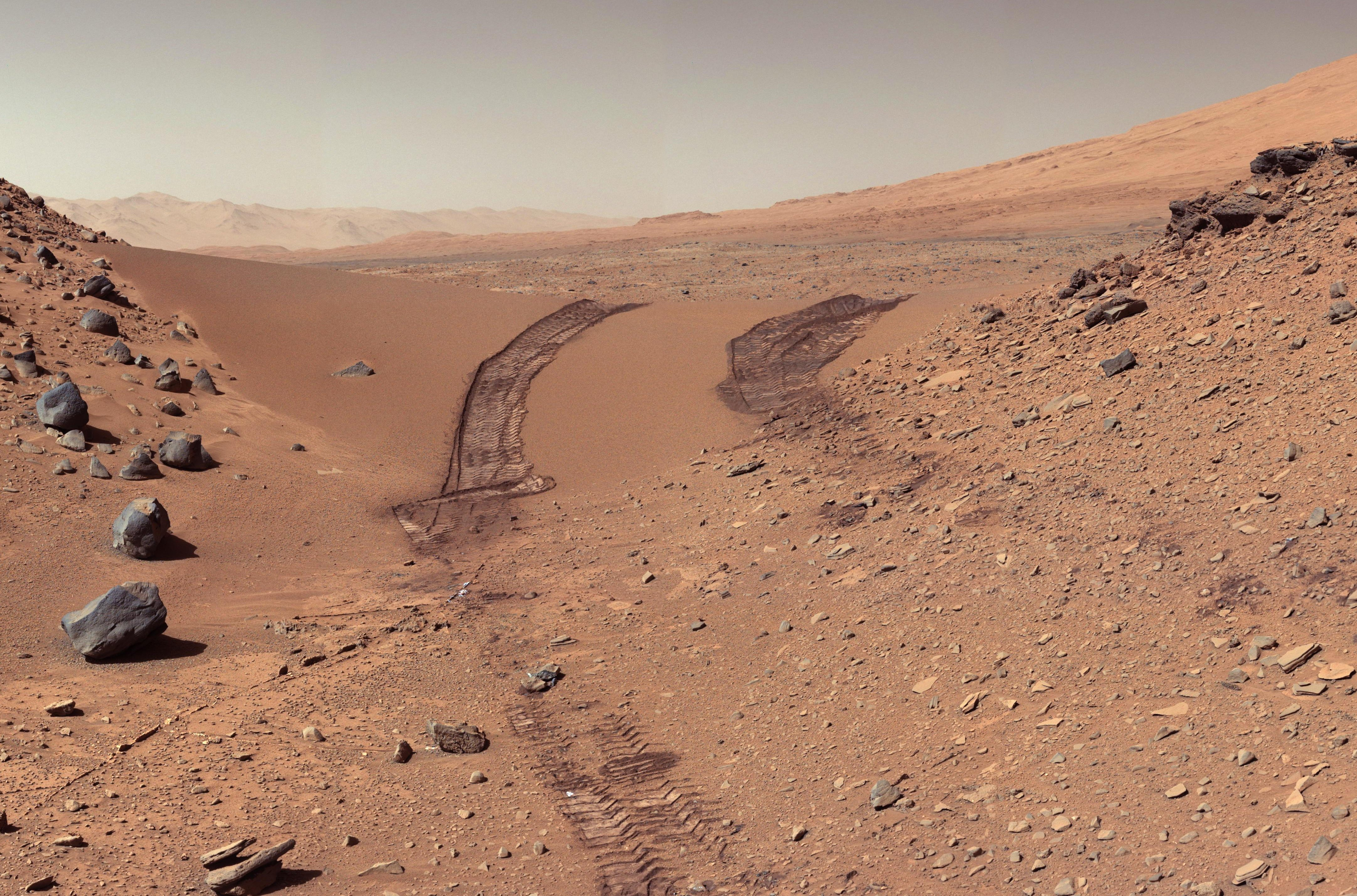 pictures from mars - HD1500×1000