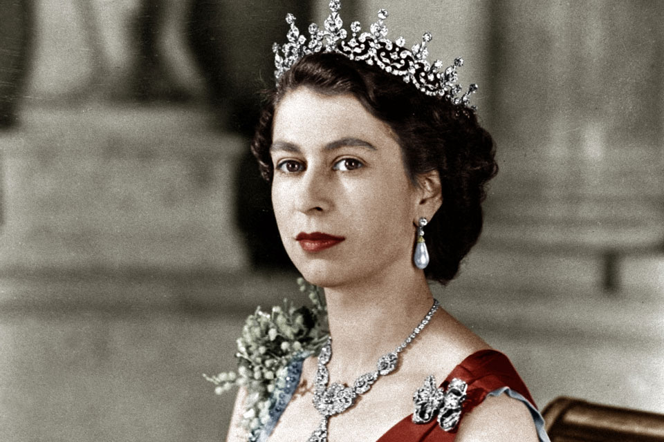 the early life and reign of queen elizabeth ii